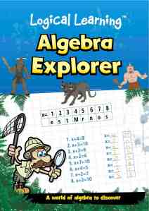 Logical Learning Algebra Explorer cover 140814 copy 2
