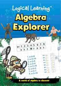 Logical Learning Algebra Explorer cover 140814 copy 2